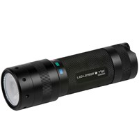LED Lenser T2QC Quad Colour Tactical LED Torch