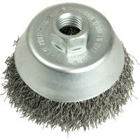 Lessmann Wire Cup Brush