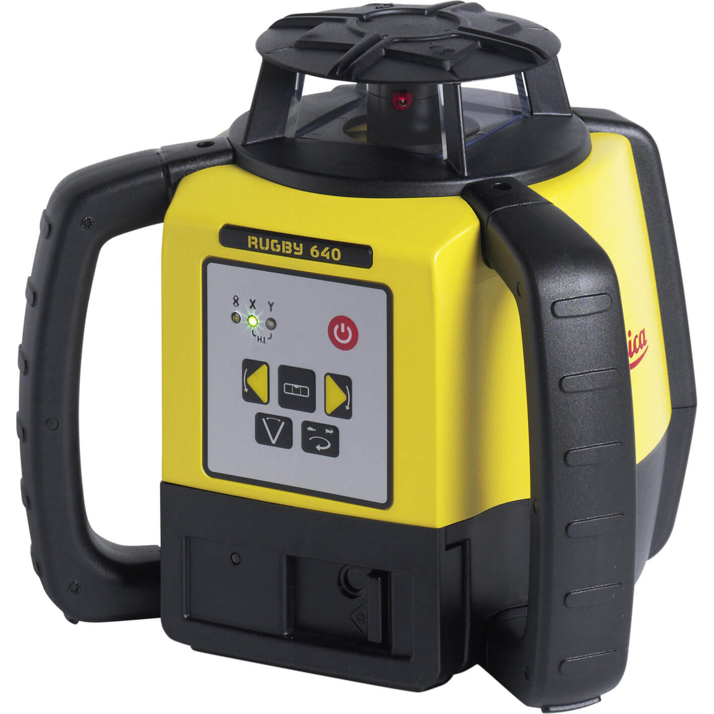 Image of Leica Geosystems Rugby 640 Rotating Laser Level