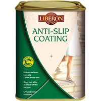 Liberon Anti Slip Coating for Interior & Exterior Floors