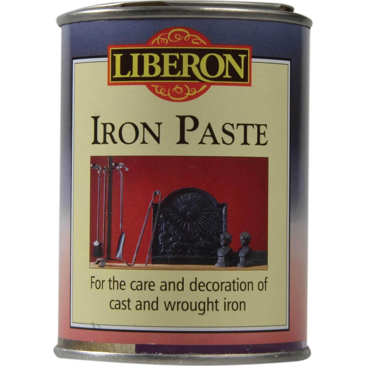 Liberon Iron Paste Metal Care