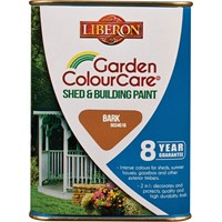 Liberon Shed and Building Exterior Paint