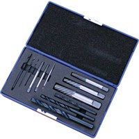 Sirius 12 Piece Screw Extractor and Drill Set M3-M25