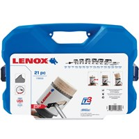Lenox 21 Piece Electricians Hole Saw Set