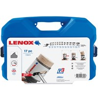 Lenox 17 Piece General Purpose Hole Saw Set