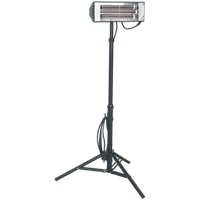 SealeyTripod Mounted Infrared Quartz Electric Heater1500w