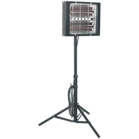 SealeyTripod Mounted Infrared Quartz Electric Heater 3000w