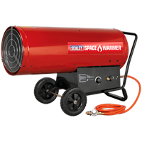 Sealey LP401 Space Warmer Propane Heater