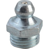 Lumatic Hydraulic Nipple Straight Metric Thread