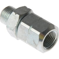 Lumatic RC1S Rotary Grease Nipple Connector