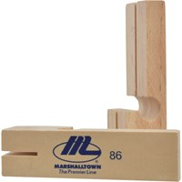 Marshalltown 86 Hardwood Brick Line Blocks