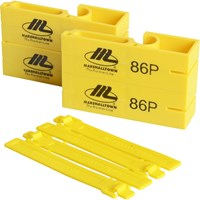 Marshalltown 86P Plastic Brick Line Blocks