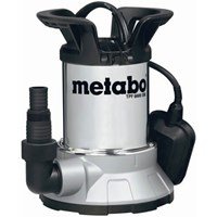 Metabo TPF6600SN Low Intake Stainless Steel Submersible Clean Water Pump