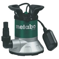 Metabo TPF7000S Low Intake Submersible Clean Water Pump