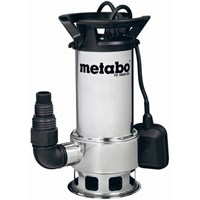 Metabo PS18000SN Stainless Steel Submersible Dirty Water Pump