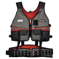 CK Magma Builders Tool Vest and Work Belt Rig