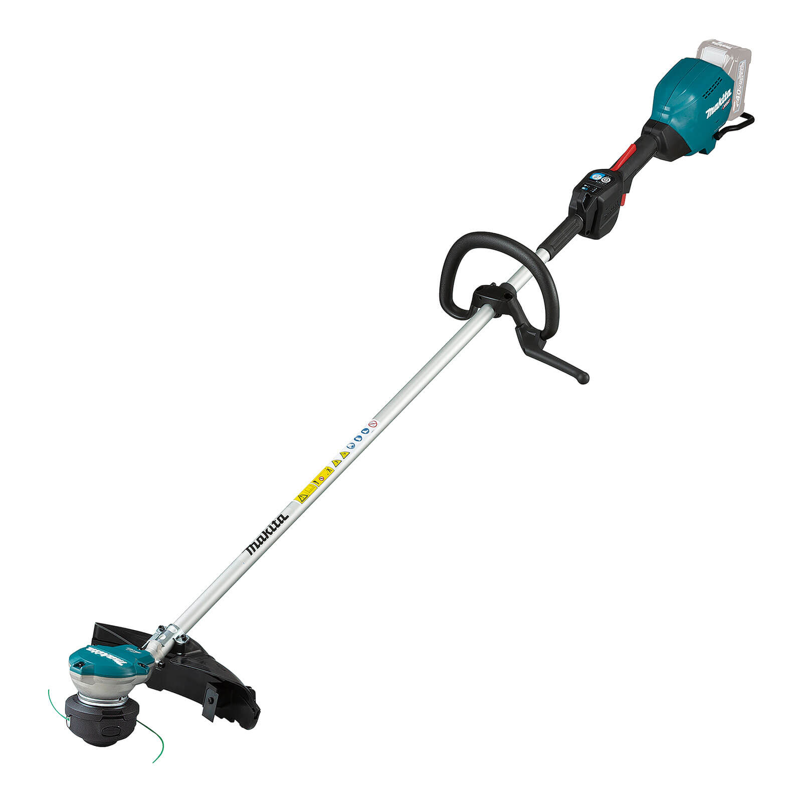 Makita UR003G 40v Max XGT Cordless Brushless Grass Trimmer 350mm No Batteries No Charger