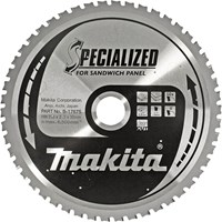 Makita SPECIALIZED Sandwich Panel Cutting Saw Blade