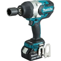 "Makita DTW1001 18v Cordless LXT Brushless 3/4"" Drive Impact Wrench"