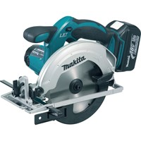 Makita DSS611 18v Cordless LXT Circular Saw 165mm