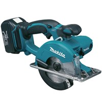 Makita DCS550 18v Cordless LXT Metal Saw 136mm