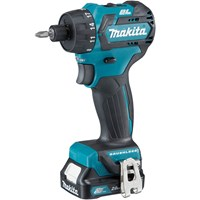 Makita DF032 10.8v Cordless CXT Brushless Hex Drill Driver