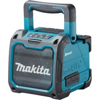 Makita DMR200 Cordless Bluetooth Job Site Speaker