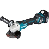 Makita DGA467 18v Cordless LXT Paddle Switch Angle Grinder 115mm