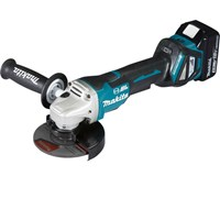 Makita DGA517 18v Cordless LXT Paddle Switch Angle Grinder 125mm