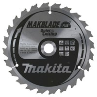 Makita MAKBLADE Plus Wood Cutting Saw Blade