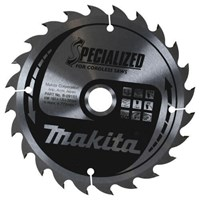 Makita SPECIALIZED Cordless Wood Cutting Saw Blade