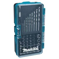 Makita 48 Piece HSS-G Drill and Screwdriver Bit and Socket Set