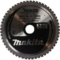 Makita SPECIALIZED Stainless Steel Cutting Saw Blade