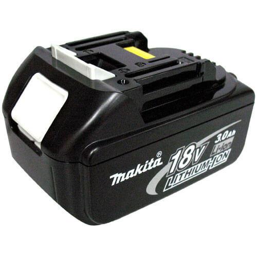 Image of Makita BL1830B 18v Cordless Li-ion Battery 3ah 3ah