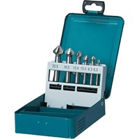 Makita 6 Piece HSS Countersink Bit Set