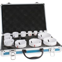 Makita 16 Piece Bi Metal Hole Saw Set