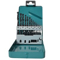 Makita 13 Piece HSS-R Drill Bit Set