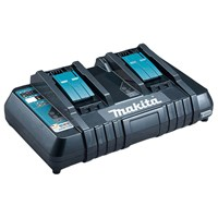 Makita DC18RD Li-ion 18v Dual Port Battery Charger