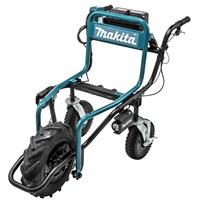 Makita DCU180Z 18v Cordless Wheelbarrow