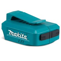 Makita USB Battery Adaptor For LXT 18v Batteries