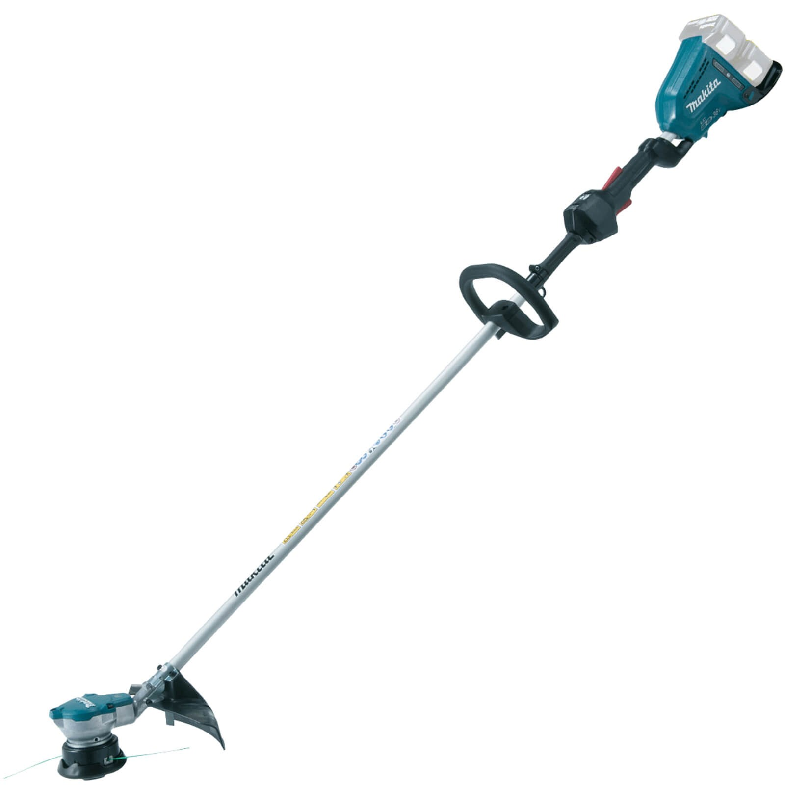 Makita Dur364l Twin 18v Lxt Cordless Gr Trimmer