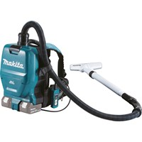 Makita DVC260 Twin 18v Cordless LXT Backpack Vacuum Cleaner