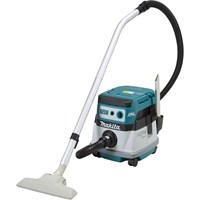 Makita DVC863LZ Twin 18v Cordless Dust Extractor