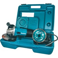 Makita GA4530RKD Angle Grinder & Diamond Blade 115mm