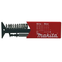 Makita 11 Piece Screwdriver Bit Set