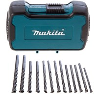 Makita 13 Piece Masonry Drill Bit Set