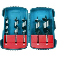 Makita 5 Piece Stubby Auger Drill Bit Set