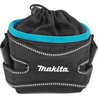 Makita Drawstring Fixings Pouch and Screwdriver Holders