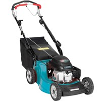 Makita PLM5115 Self Propelled Petrol Rotary Lawnmower 510mm