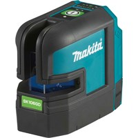 Makita SK106GD 12v Cordless CXT 4 Point Cross Line Green Laser Level